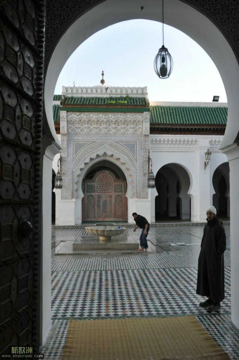 qaraouiyine 清真寺.JPG