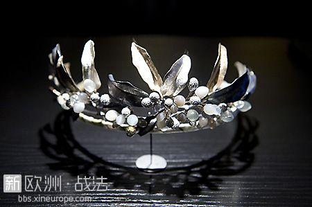 八一八各国女王的王冠图片