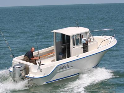 Dieppe海钓初体验:带你体验出海钓鱼的乐趣!