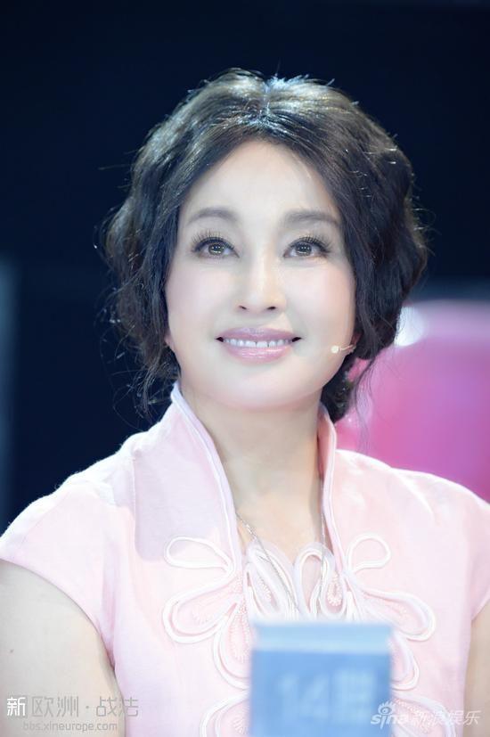 刘晓庆:中国男人配不上中国女人-华人动态-新欧