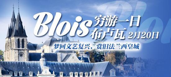 穷游法兰西皇城 Blois布卢瓦
