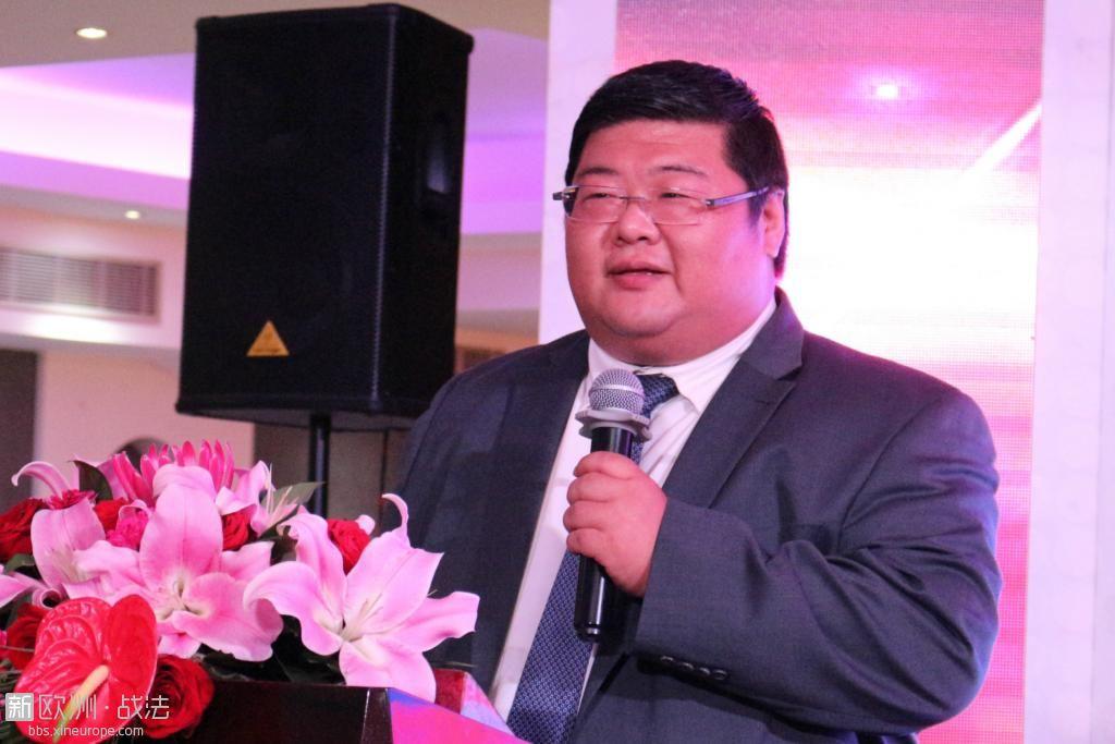 法国陕西联合会欢迎陕西省侨办阚开沛副主任率团访法