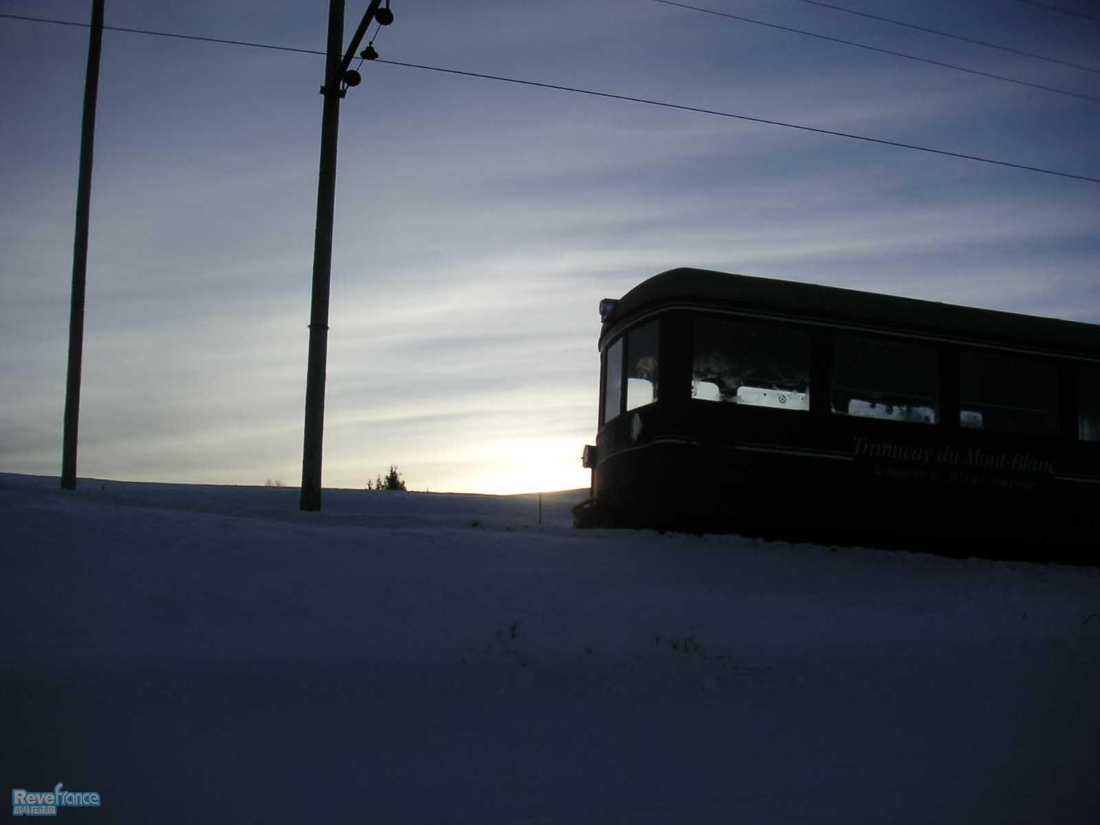 登山tramway