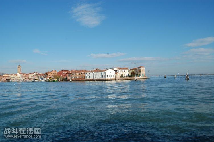 威尼斯 前往玻璃岛