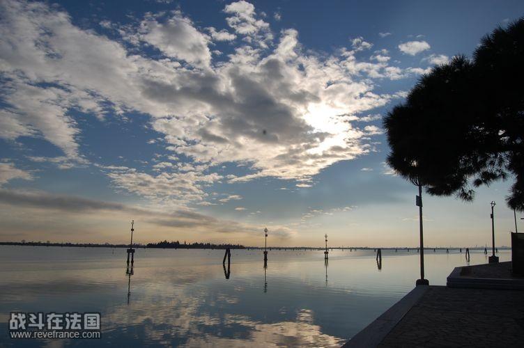 威尼斯 彩色岛