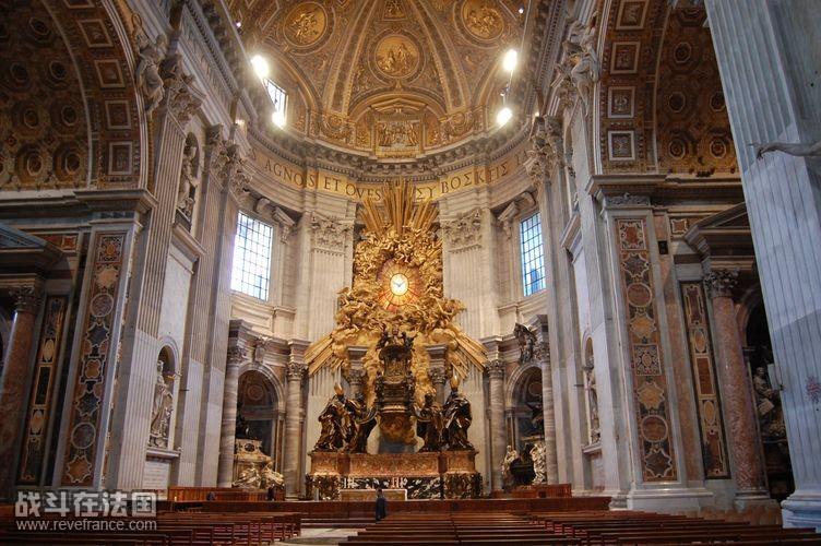 梵蒂冈大教堂