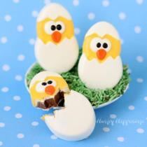 """复活节 不""""扯""""蛋 不秀娃 秀秀娃的画的蛋"""