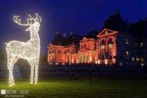 【穷游】12月17日沃子爵圣诞主题游,带你玩转法国经典城堡