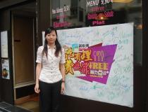 6月15日 Chammie韩式料理免费试吃,美图欣赏~~