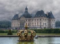 确认发团!4月5日沃子爵枫丹白露宫王家城堡一样小清新